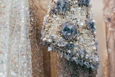 exquisite beading at chanel