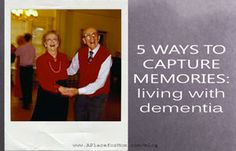 Photos, Scrapbooks and Videos are great ways to communicate with a loved one who can no longer retain recent memory -- I love these 5 Ways to Capture Memories: Seniors with Alzheimer's Volunteer Quotes, Alzheimers Activities, Creative Arts Therapy, Alzheimer Care, Alzheimers Awareness, Alzheimer's And Dementia, Ways To Communicate, Memory Books, Caregiver