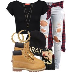 """BRAT."" by cheerstostyle on Polyvore"