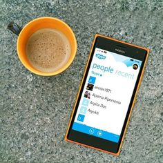 Get the taste of face-to-face conversations over #chai with #Skype2Skype calls. #Lumia730  http://bit.ly/1j6MmH0