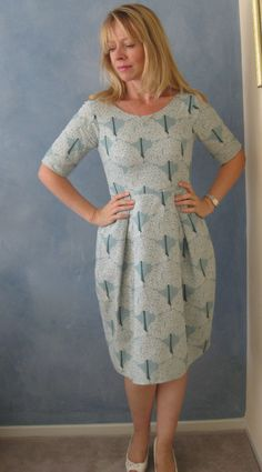 Sew hopeful: The Elisalex Dress