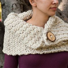 This is really neat although it's not from Craftgawker. It's from Etsy. Some GENIUS made this wonderful piece. It actually inspired me to knit. So, lemme find the link for you and maybe it will inspire you as well.