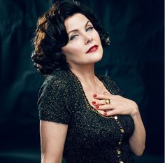 4efbc9dbe 'Twin Peaks' Sherilyn Fenn Cast In 'Losing Addison'; Andy Allo Joins