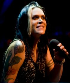 Beth Hart... My all time favorite. No words to describe how she inspires me.