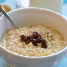 instant pot oatmeal recipe