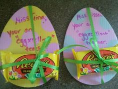 Easter gifts for teachers plastic eggs filled with candy my easter gifts for teachers easter gift for teachers negle