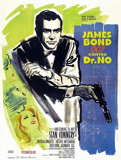1964 JAMES BOND 007 CONTRE DOCTEUR NO