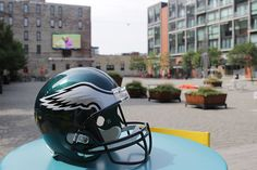 #FlyEaglesFly at The Piazza