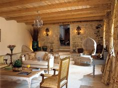 French country design furniture