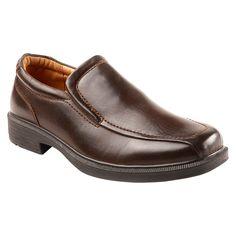 Men's Deer Stags Adult Loafers - Dark Brown