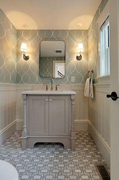 Die 94 besten Bilder von Tapeten fürs Badezimmer in 2019