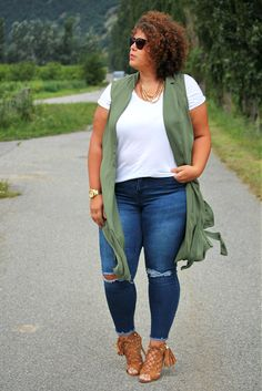 Plus Size Fashion - A Plus Size Girl Who Loves Fashion: Windy Day