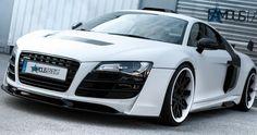 Prior Design & Famous Parts Audi R8