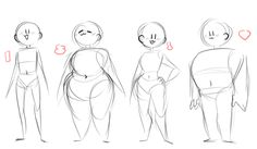 Image result for body shapes drawing tutorial