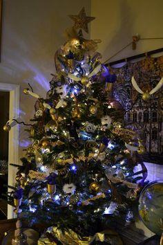 Harry Potter Christmas tree