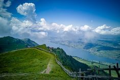 View of Lake Lucerne during our hike on the Rigi – the Queen of Mountains, in Central Switzerland. Lucerne Switzerland, Swiss Alps, Hiking, Mountains, Travel, Beautiful, Queen, Europe, Transmission Tower
