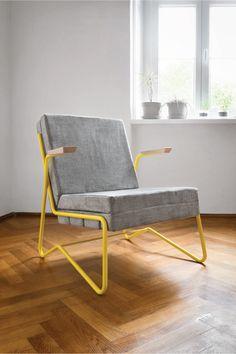 Hey seat by Veronika Pechmanová