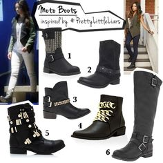 1. Studded Boot $54  |  2. Casual Cuffed Ankle Boots SALE $72 (Orig. $79)  |  3. Stacked Heel Studded Ankle Boots $79 4.  Chain Reaction Boots $59  |  5. Bold & Buckle Boots $62  |  6. Buckled Boots $79.95