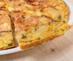 frittata receptek, cikkek | Mindmegette.hu Frittata, Breakfast, Food, Morning Coffee, Eten, Meals, Omelette, Morning Breakfast, Diet