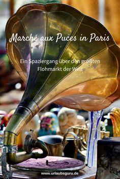 Wie wäre es mit einem Besuch des weltgrößten Flohmarkts? Der Marché aux Puces de Saint-Ouen in Paris ist ein Muss für jeden Antiquitäten-Fan! Hier erfahrt ihr, was euch auf diesem riesigen Flohmarkt alles erwartet.