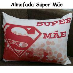 Almofada Super Mãe 25x30
