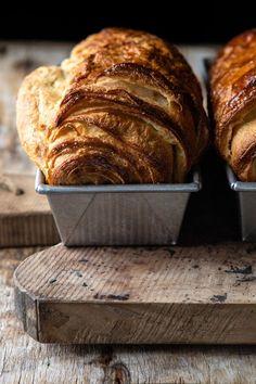 Flaky Honey Brioche Bread from Half Baked Harvest Brunch Recipes, Bread Recipes, Baking Recipes, Dessert Recipes, Baking Tips, Bread And Pastries, Brioche Bread, Half Baked Harvest, Harvest Bread