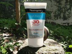 Protetor Solar Neutrogena Sun Fresh FPS 30