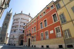 Palazzo Dalla Rosa Prati in Parma, Emilia-Romagna