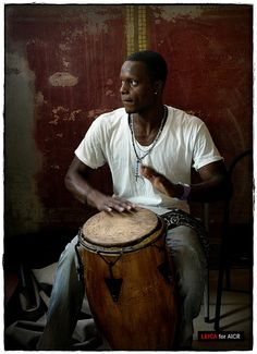 Bongo man in Kingston (Jamaica) | Flickr: Intercambio de fotos