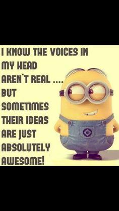 61 Ideas For Funny Pics Lol Humor Minions Quotes Minion Jokes, Minions Quotes, Funny Minion, Minion Sayings, Funny Sayings, Minion Pictures, Funny Pictures, Funny Pics, Funny Stuff