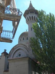 Meczet Mahmuda #Konstanca #Constanta #Rumunia #Romania Angelika Maj z działu Call Center