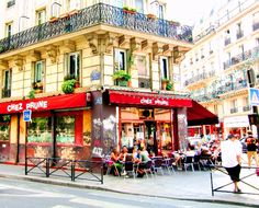 Chez Prune #paris • 35 rue des Abbesses, 75018,