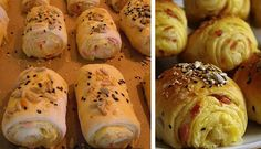NapadyNavody.sk | 26 najlepších receptov na Silvestrovské jednohubky, tyčinky a rolády Vegetarian Recipes, Snack Recipes, Cooking Recipes, Snacks, Czech Recipes, Ethnic Recipes, Bread And Pastries, Finger Foods, Sweet Recipes