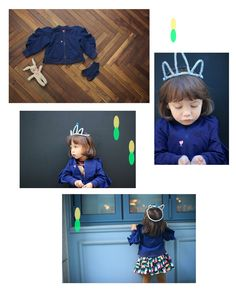 ANNiKA (アニカ) クウモジップアップジャケット | 韓国子供服とオリジナルリバティ雑貨 オルキデスール|orchidees soeurs