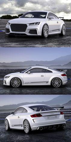 2017 Imágenes Del Carro ''2017 Audi TT quattro '' Imagenes Coches 2017, 2017 Imagenes De Carros Deportivos