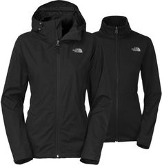 The North Face Women& Arrowood Triclimate Jacket Tnf Black S North Face Coat, The North Face, Top Online Shopping Sites, North Face Outfits, Capsule Wardrobe Mom, Triclimate Jacket, 3 In 1 Jacket, North Face Women, Womens North Face Jacket