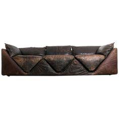 'Silene' Couch for Sormani, Circa 1970, Italy | 1stdibs.com
