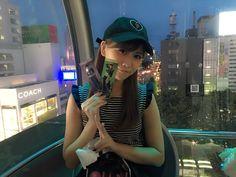 からの、HMV栄店で普通にCDを買って観覧車に乗ってきた(笑) #ボイメン さん1位すごすぎる!応援!!最近SKEのイベントに来てくださる方がいらっしゃったのでほんのお礼。チケット、黄緑とピンク渡されたけど偶然なのかな(°_°)笑 https://twitter.com/sumire_princess/status/769857865855098880