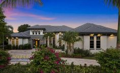 avenue 5 house plan by weber design group - West Indies House Plans