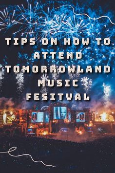 Tomorrowland is hands down the best music festival I have ever been to in my whole entire life. Many people think that Tomorrowland is just too hard to get in to, which believe me it is. It took me three years to be able to make it happen. It took a lot of research and planning to get a ticket, since they sell out within minutes. In this article, I provide some pointers on how to make it happen.