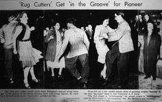 Vancouver Rug Cutters Sun 16 Apr 1940
