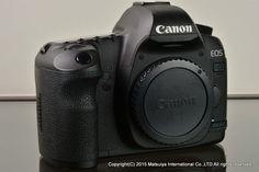 CANON EOS 5D Mark II Body 21.1MP Digital Camera 6655 Shutter Excelent+ #Canon