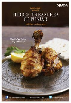 Chef Neeraj Tyagi introduces a new twist to Punjabi food with Sweety Singh's secret ingredients. A culinary surprise awaits at Dhaba #TheClaridgesNewDelhi because there's just so much more to the menu than #butterchicken