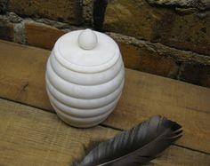 Vintage Alabaster Jar