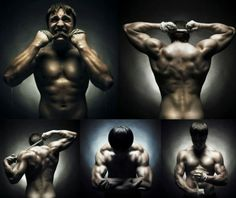 5 muscle sexy male highdefinition picture