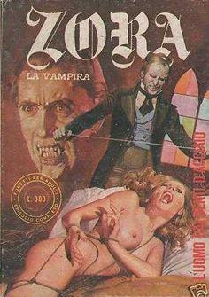 Zora La Vampira #IV/080 - L'Uomo dai Denti d'Acciaio