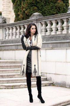 "sanziene: ""Fashion inspired by traditional Romanian clothing "" Women's Summer Fashion, Modest Fashion, Women's Fashion Dresses, Hijab Fashion, Autumn Fashion, Fashion 2020, Folk Fashion, Womens Fashion, Fashion Fashion"