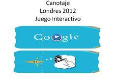 Burbujas Web - Noticias internacionales: Canotaje interactivo en un doodle de Google