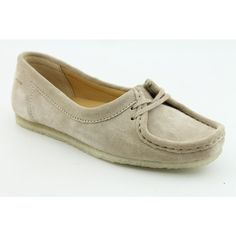 926c3f6c8330d Clarks Originals Womens Wallabee Chic Suede Loafers