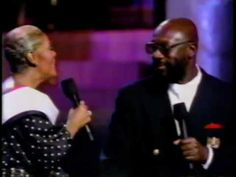 Dionne Warwick & Isaac Hayes - Deja Vu (1990) - YouTube